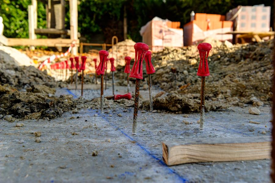 ENTREPRISE-LOI construction du groupe scolaire hatrel